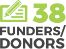 38 Founders/Donors